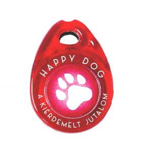happy dog medál